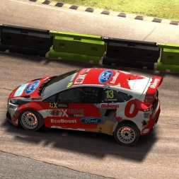 DiRT Rally Rallycross - First Incidents