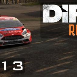 DiRT Rally Gameplay: RallyCross Update Review - Episode 13