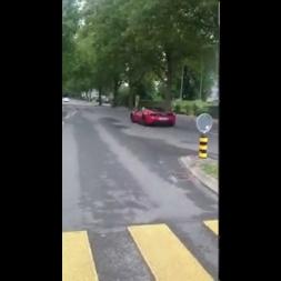 Ferrari 458 Italia Spotted