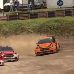 DiRT Rally: Scandinavian Flick... uhm... fail!