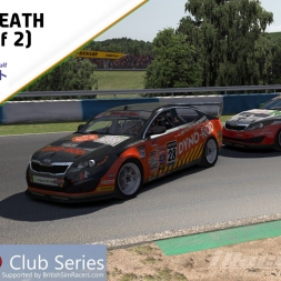 """iRacing: Punt of Death"" (BSR Kia Club Series at Okayama)"