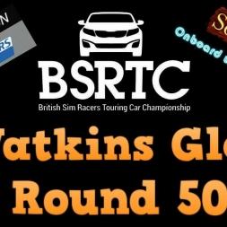 iRacing BSRTC Round 50 from Watkins Glen