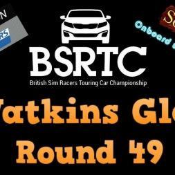 iRacing BSRTC Round 49 from Watkins Glen