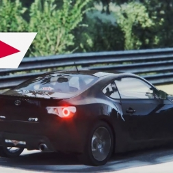 Assetto Corsa   Toyota GT86 @ Nordschleife - Driver View