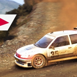 DiRT Rally | Peugeot 306 Maxi @ Argolis, Greece - Long Rally - #13