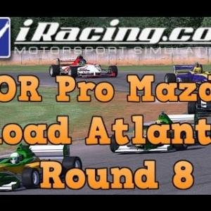 iRacing AOR Pro Mazda Championship S3 Round 7: Road Atlanta