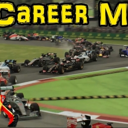 F1 2015 Career Mode: Part 12 - Italy