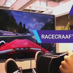 RACECRAFT - Gamescom 2015 | GAMEPLAY