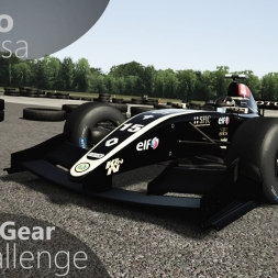 Assetto Corsa Top Gear Challenge #30 - Formula Renault 3.5 2014 MDP