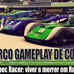 [TRC86] iRacing - Spec Racer Ford @ Road America