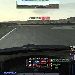 REVS rFactor 2 Club Race 4th August 2015 Race 1