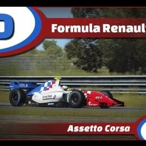 Assetto Corsa: Formula Renault 3.5