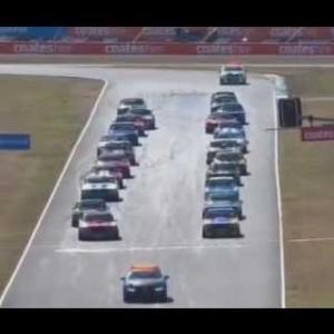 2015 Touring Car Masters - Queensland Raceway - Race 1 - Part 1/2