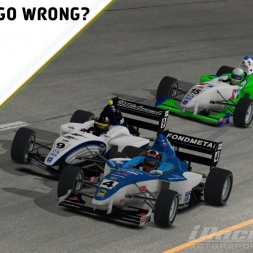 """iRacing: What Can Go Wrong?"" (Star Mazda at Iowa Speedway)"