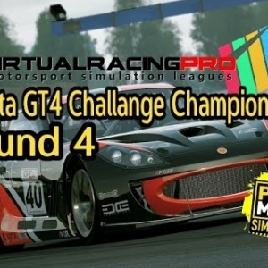Project Cars: Ginetta GT4 Round 4: Project League Racing