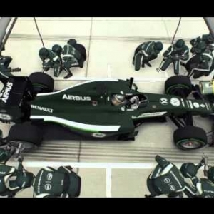 F1 2015 TV Style Series Malaysia 2014 Cars 5
