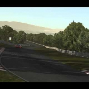 BES911 GT3 at The Nordschleife a commentary