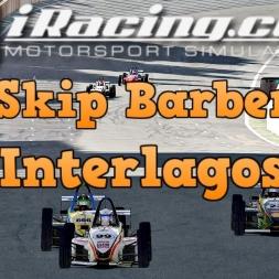 iRacing UK&I Skip Barber Round 8 at Interlagos