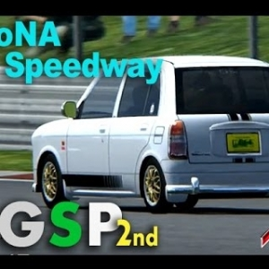 【Assetto Corsa】 MGSP ジーノNA 富士スピードウェイ 5LAP