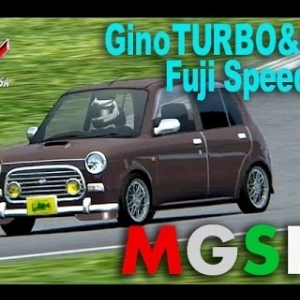【Assetto Corsa】 MGSP ジーノターボ&1000 富士スピードウェイ 5LAP