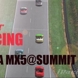 """Tracyyyy""(iRacing Mazda MX5@Summit Point Raceway)"