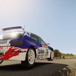 DiRT Rally (WR Run) - Peugeot 306 Maxi - Oberstein