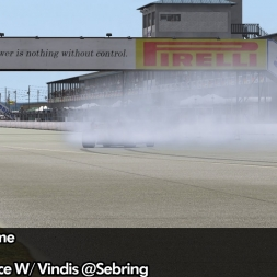 Stock Car Extreme: CART Extreme @Sebring: Race 2