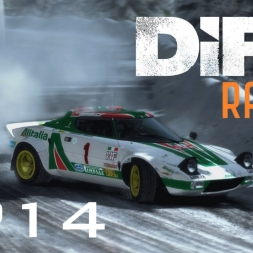 DiRT Rally Gameplay: Slippery Surface - Episode 14