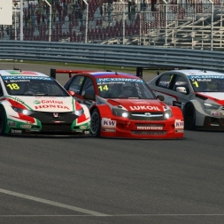 WTCC 2014 @ Portimao - The Rematch