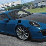 Assetto Corsa Porsche 991 GT3 RS