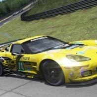 Assetto Corsa Corvette C6R - Nordschleife GT3 Race