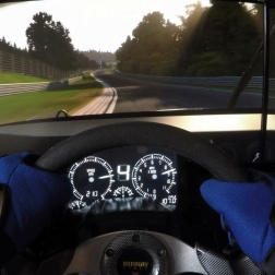 Project Cars - Ford Capri @ Nordschleife - Onboard Triple Screen Gopro