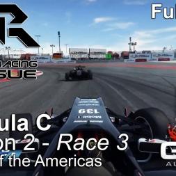 GRID Autosport | NRL - Season 2 - Formula C - Round 3 @ Circuit of the Americas