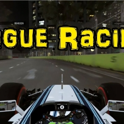 F1 2015 - Attempt At League Racing