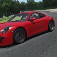 Assetto Corsa Porsche 991 Carrera GTS
