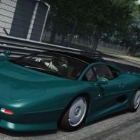 Assetto Corsa Jaguar XJ220