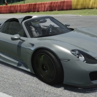 Assetto Corsa Porsche 918 Spyder Roadster