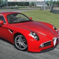 Assetto Corsa Alfa Romeo 8C Competizione