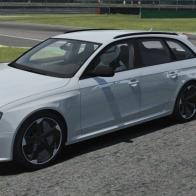 Assetto Corsa Audi RS4 Avant