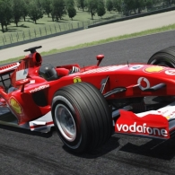 Assetto Corsa Ferrari F248 F1 2006