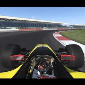 [Assetto Corsa] VS Formula Renault 3.5 @Silverstone | 4K-60fps!