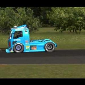 Formula Truck 2013. Taruma Practice Hot Lap.