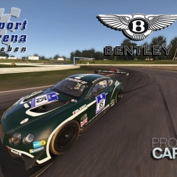 Project Cars * Bentley Continental GT 3 * test drive * setup