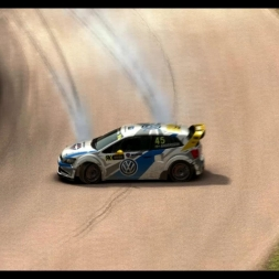 DiRT Rally  - Lydden Hill Joker Lap