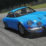 Assetto Corsa Alpine A110 1600S