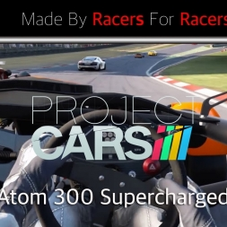 Project Cars - Ariel Atom 300 Supercharged