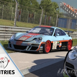 """iRacing: RUF Pit Entries"" (Blancpain Sprint Series at Monza GP)"