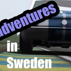 Misadventures in Sweden(GT Legends:Lotus Cortina @Anderstorp South)