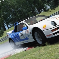 Assetto Corsa Ford RS200