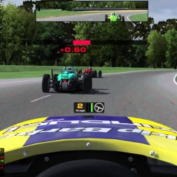 iRacing Official Skip Barber race from Summit Point Raceway S3 2015